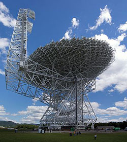 Robert C. Byrd Green Bank Telescope Photo