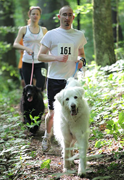 Dirty Dog 15K Trail Run photo by Julie Black